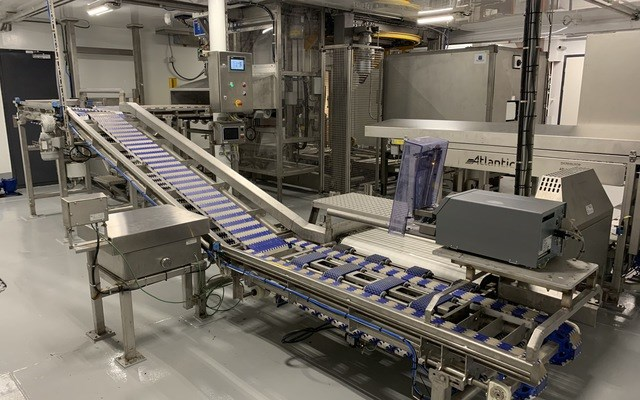 Onboard Packing line systems